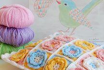 crochet  / by Bethany Schnopp