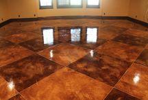 Oklahoma Decorative Concrete Contractors