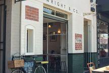 Bars, cafe, restaurants