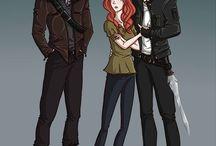 Mortal Instruments Shadow Hunters
