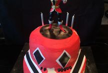 Let them eat cake! / A collection of cakes I've done over the years!