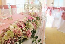Romantická svadba / Inšpirujte sa na našej stránke www.svadbaodmariany.sk