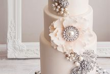 Wedding Styling Inspiration~cake