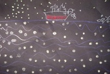 Homeschool ~ FIAR Night of the Moonjellies / Fun ideas for a Five in a Row unit study on Night of the Moonjellies.