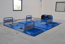 Bapro dynamometer product range / Our products range