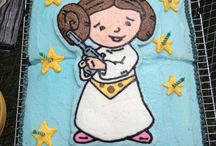 Leia Cakes