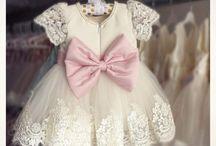 Vestidos niñas boda
