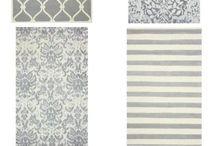 Sofa & rugs