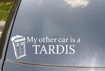Doctor Who / by Kathy Batzinger