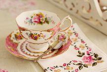 Tea Party Bridal Shower / by Marie Hamilton