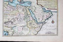 Landkarten bis 1800
