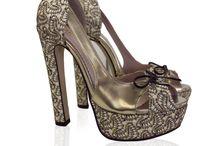 Sexy vegan heels