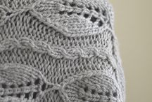 Chunky and Bulky Knitting Patterns / by SweaterBabe.com