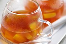 Зимние согревающие и бодрящие напитки-чай,сбитень,пунш,глинтвейн