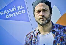 #IceRide en Argentina. / Defendé el Ártico con tu bici. Info: www.iceride.org.ar / by Greenpeace Argentina