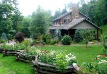 Stonebridge Log Homes / A unique log home community located in the North Carolina Mountains