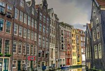 Amsterdam Canals / The canals of Amsterdam