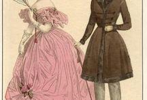 Fashion Plates and Portraits: 1830-1839