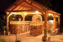 Gazebos / Outdoor kitchen