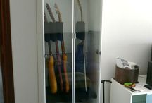 Armário instrumento