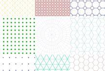 papír -vzory