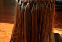 Hairstyles / by Martina Sapp