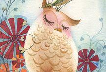 Owls / crafts
