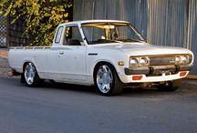 DATSUN (Nissan) Truck