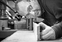 Lefèvre Interiors workshop / Traditional Craftsmanship & Mastery - Custom made interiors