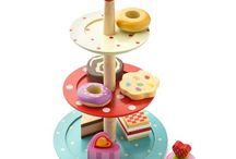 Coffee shop stand for kids