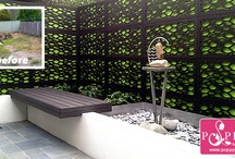 outdoor panel screens