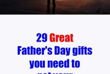 Great Gift Ideas / Gifts for men, gifts for women, husbands, wives, her, him, kids, craft gifts, homemade gifts, food gifts