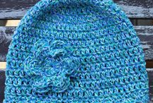 Toddler Crochet Hat with Flower  Ready to Ship by CrochetCanada, $24.95