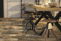 Tile Trends - Wood Effect / The beauty of wood with the practicality of porcelain tiles