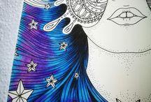 summernights coloringbook