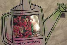 Thema moeder- en vaderdag