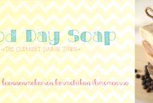 Good Day Soap / Kotimaista, käsintehtyä luomusaippuaa <3  www.gooddaysoap.com