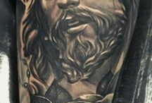 Christian tattoo