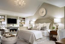 Bedrooms / Lovely bedrooms for inspiration.  / by AKA DESIGN