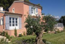 Extension and modernization of a villa in Provence (Roussillon)