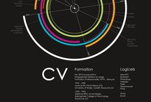 Infographic CV / by Ben Willers