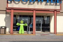 EDGAR's Escapades / Check out EDGAR (Goodwill's mascot) adventures as he travel's through Goodwill Industries of the Valleys 31 county, 13 city territory!