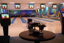 Bowling alley and Pool