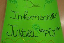 """Corresponsales Juveniles / La descentralización de la información a través de los/as Corresponsales Juveniles en los Centros de Enseñanza Secundaria permite una conexión directa entre el lugar de ubicación del Punto de Información Juvenil y el Centro de Información Juvenil """"la Salamandra"""", acercan la información a los/as compañeros/as y proporcionan la información que generan la propios juventud. Los Corresponsales Juveniles son jóvenes voluntarios/as que desean dedicar parte de su tiempo a informar a otros/as jóvenes."""