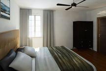 3D renders / Home , floor map, architect...