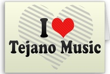 i love tejano music / by Rebecca Alejandro