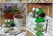 Kiezels / cactus