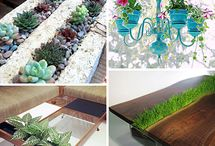 Garden DIY / Everything DIY garden can be found in this board. Both flower and vegetable gardens and garden decor
