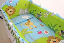 Forest Baby Bedding