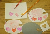 Valentine's Day Art Lessons